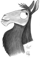 Kuzco - Looking Cocky by olivious