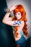 Nami - One Piece Cosplay by nanami0406