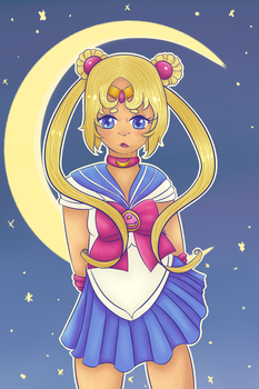 In the Name of the Moon +Sailor Moon+ by Managodess