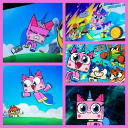 Unikitty! collage by Dimensions101