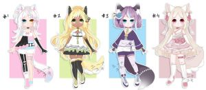 Adoptables 130 [Closed] by Shiina-Yuki