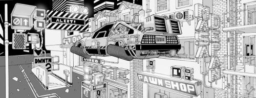 Back To The Future by itsgetingwirder