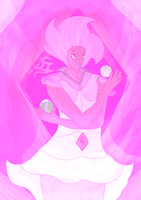Pink Diamond by FaridCreator