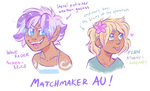 Another Dumb AU by Lopoddity