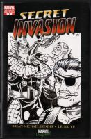 Secret Invasion sketch cover by The-Standard