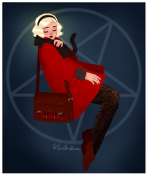 Chilling Adventures of Sabrina by tiachristiner