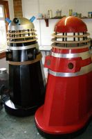 A View from the Dalek Factory by jlfletch