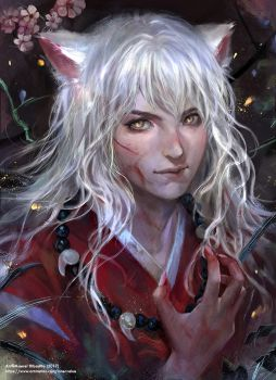 Commission: Inuyasha by Innervalue