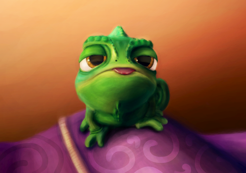 Pascal - Tangled by Foxeus