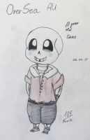 {OverSea} Sans  [10 Year Old] by Foziz105