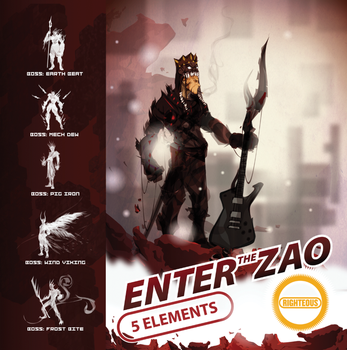 Enter The Zao by ChasingArtwork