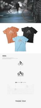 Creative Cycling logo by 5tag