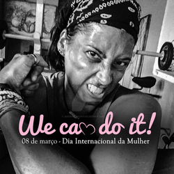 We can do it! by AndreaAndrade