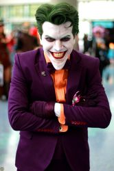 Los Angeles Comic Con 2016 the Joker Cosplay 2 by Joel111011