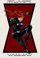 Black Widow Attacks by statman71