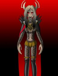 Game Over: Grimafied Emmeryn (Com) by Goop-Sinpai
