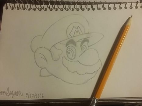 It's-a-Me! by AngelofGoddessAplis