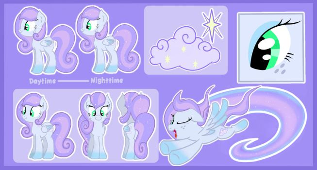 Cloudy Surrealea Dreamscape:Ref Sheet OUTDATED by Autumn-Dreamscape