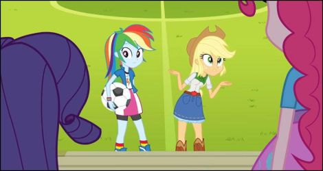 My Little Pony Equestria Girls moments 16 by Wakko2010