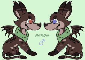 Aaron by AbbyKadoodles