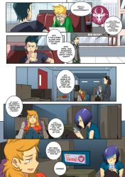 Moonlit Brew: Chapter 1 Remake Page 10 by midnightclubx
