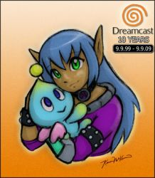 Dreamcast Love - PSO by souldreamx