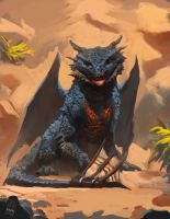 Toothless by RAPHTOR