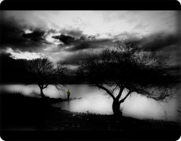 Darkness by Arzuhan