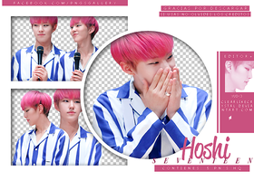 #036 | Pack PNG | Hoshi | Seventeen by clearlikecrystal