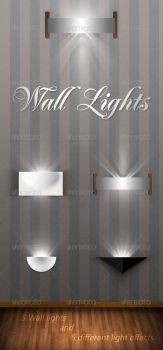 Wall Lights by GrDezign