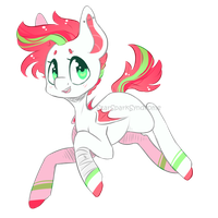 (CLOSED) MLP Adoptable Auction 1 by StarSparkSyndrome