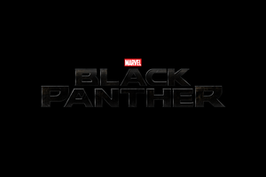 Marvel's BLACK PANTHER - LOGO II by MrSteiners