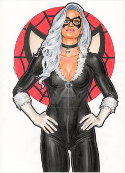 Marvel Comics : Black Cat Felicia Hardy
