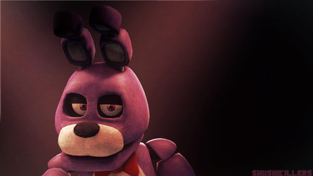 Bow Tie Bonnie by ShushiKillers
