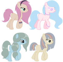 [ADOPTS: OPEN 1/4] by Sky-Winds