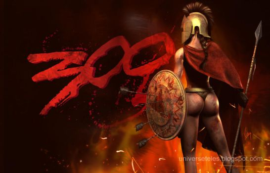 300 Spartan by ulisses-teles