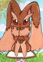 Lopunny and Foongus