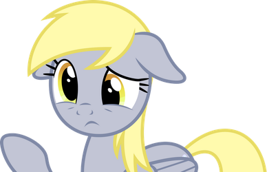 Vector #757 - Derpy Hooves #13 by DashieSparkle