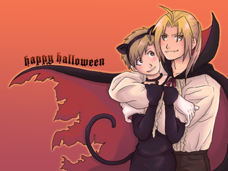 Happy Halloween 2009 by peace-of-hope