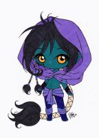 Jynx Colored by Maiko-Girl