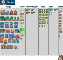 Calis tileset updated by Alucus