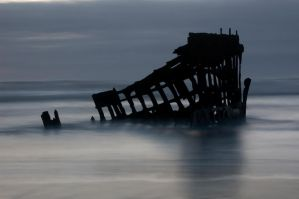 Ghost Ship by MaryAnnBubna