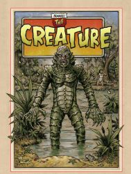 Creature 1 by rattlesnapper