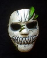 Hollow mask by Ridira