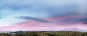 Dungeness Panorama by thematthewholland