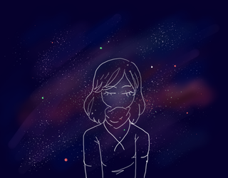 DEAREST GALAXIES PT 1. by Chikoritasareawesome