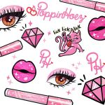 Poppinhoez Stickerz by MissChatZ