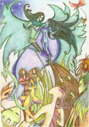 Crowning of the King by Mystery-Voice