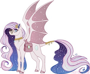 Pastel Powah by TheArticPegasus