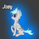 Joey from Fallout Equestria: The Wildest Dreams by StickerBomber